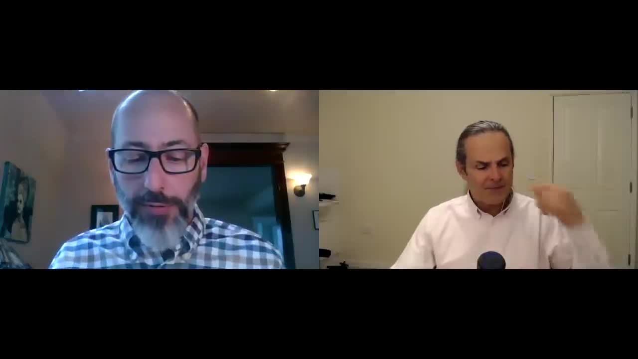 Dr Andrew Kaufman - What is Coronavirus Pandemic Paranoia Facts Fictions and Fears Interview
